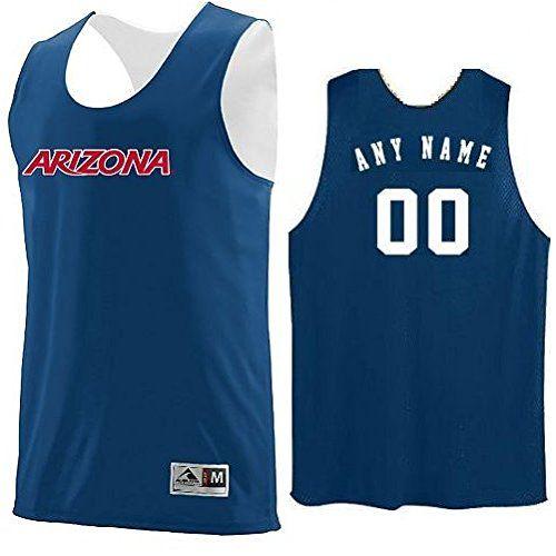 competitive price 76c61 efdf7 Arizona Wildcats Customized Jersey | NCAA Custom Jerseys ...