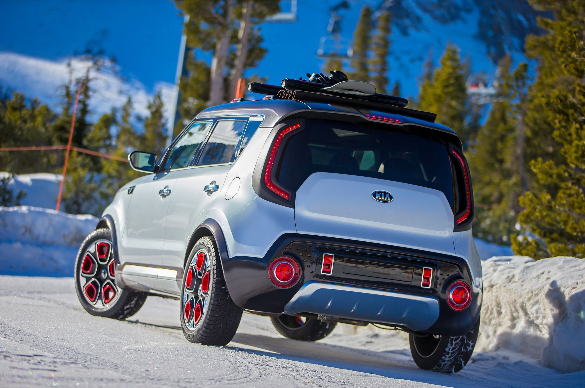 2020 Kia Soul Awd Redesign and Concept