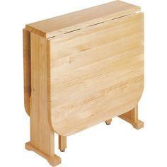 Resultado de imagen para mesas desarmables de madera ...