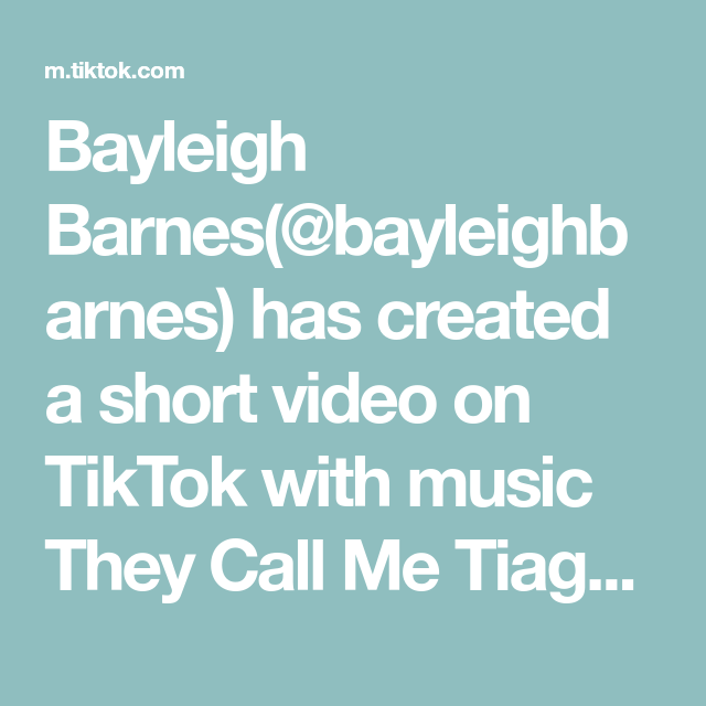 Bayleigh Barnes Bayleighbarnes Has Created A Short Video On Tiktok With Music They Call Me Tiago Her N Instagram Pose Photoshoot Poses Aesthetic Photography