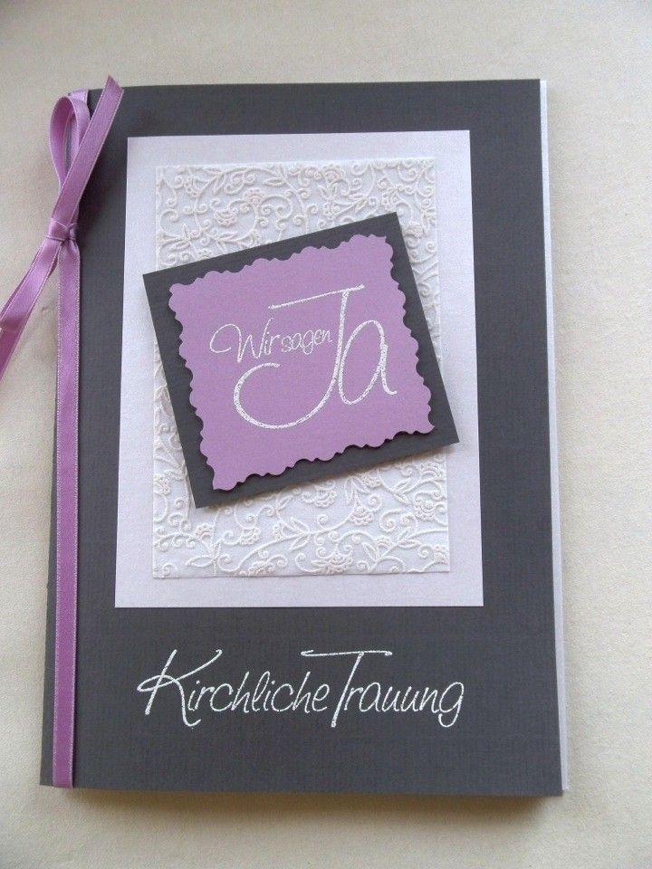 Kirchenheft Zauberbaum In Mainz Karte Hochzeit Kirchenheft Hochzeit Hochzeitskarten