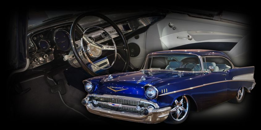 '57 Chevy...House of Hot Rod