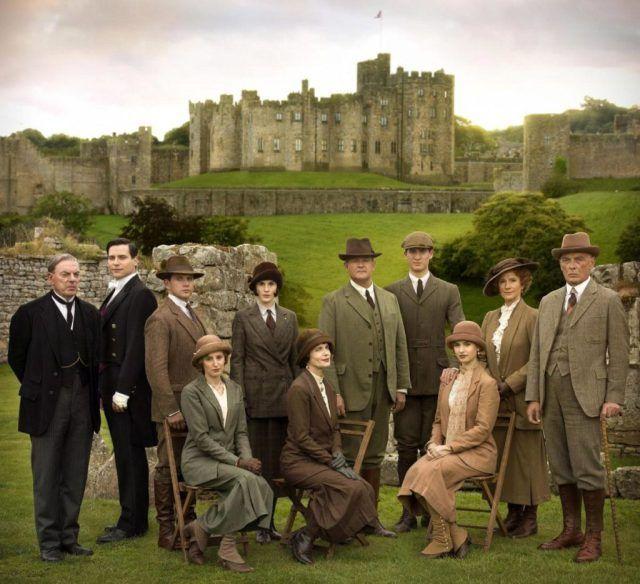 Downton Abbey Movie, Downton
