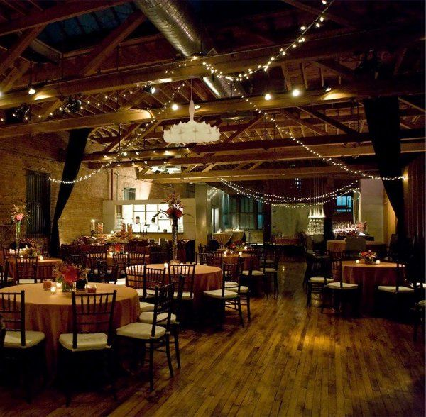Altar Wedding Kansas City: Berg Event Space Photos, Ceremony & Reception Venue