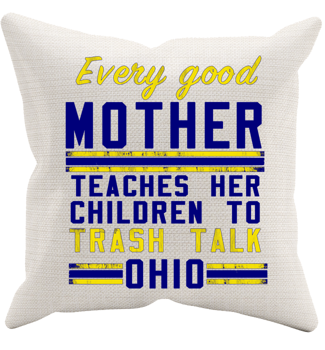 Every Good Mother Pillow Case