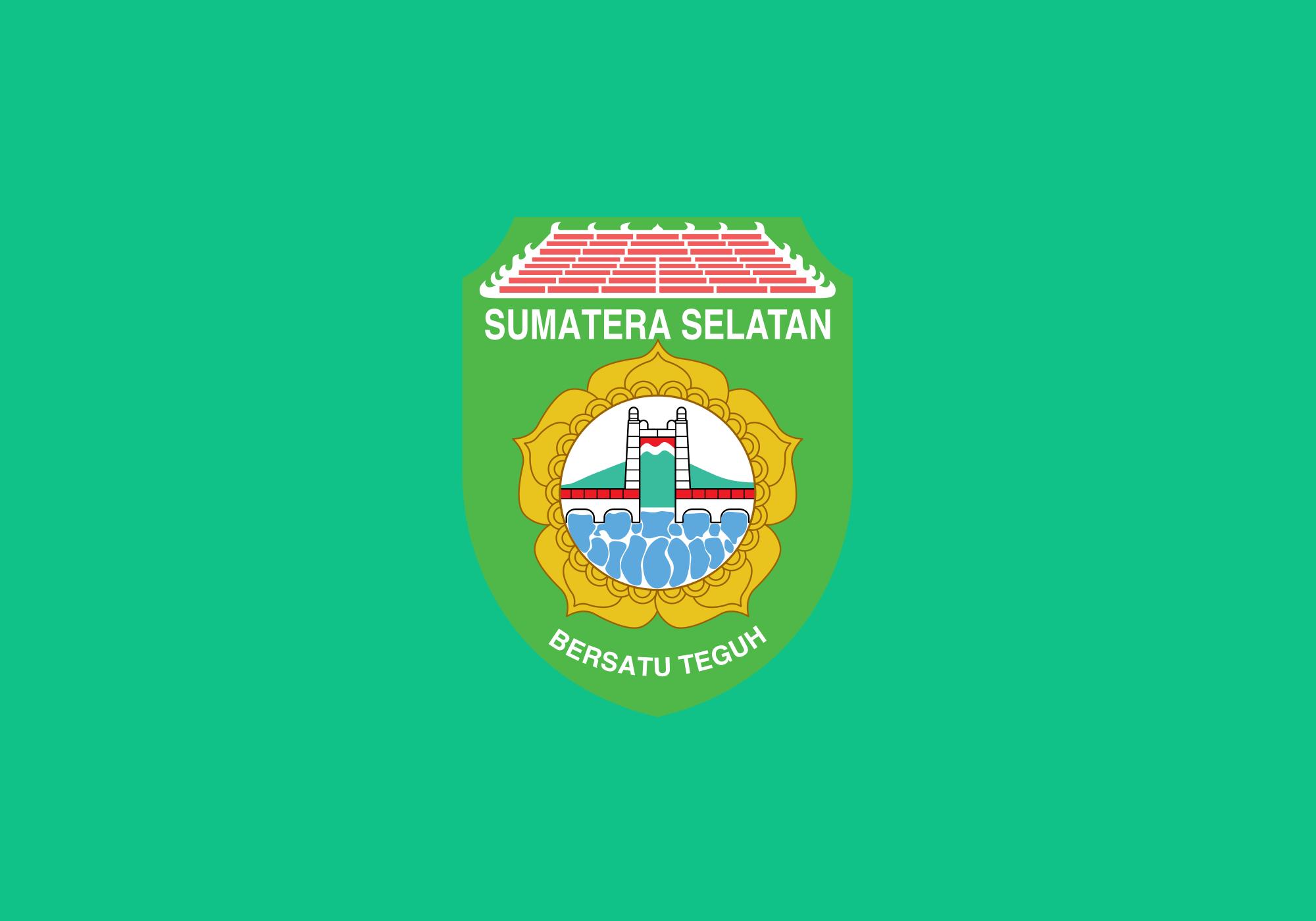South Sumatra Brasao