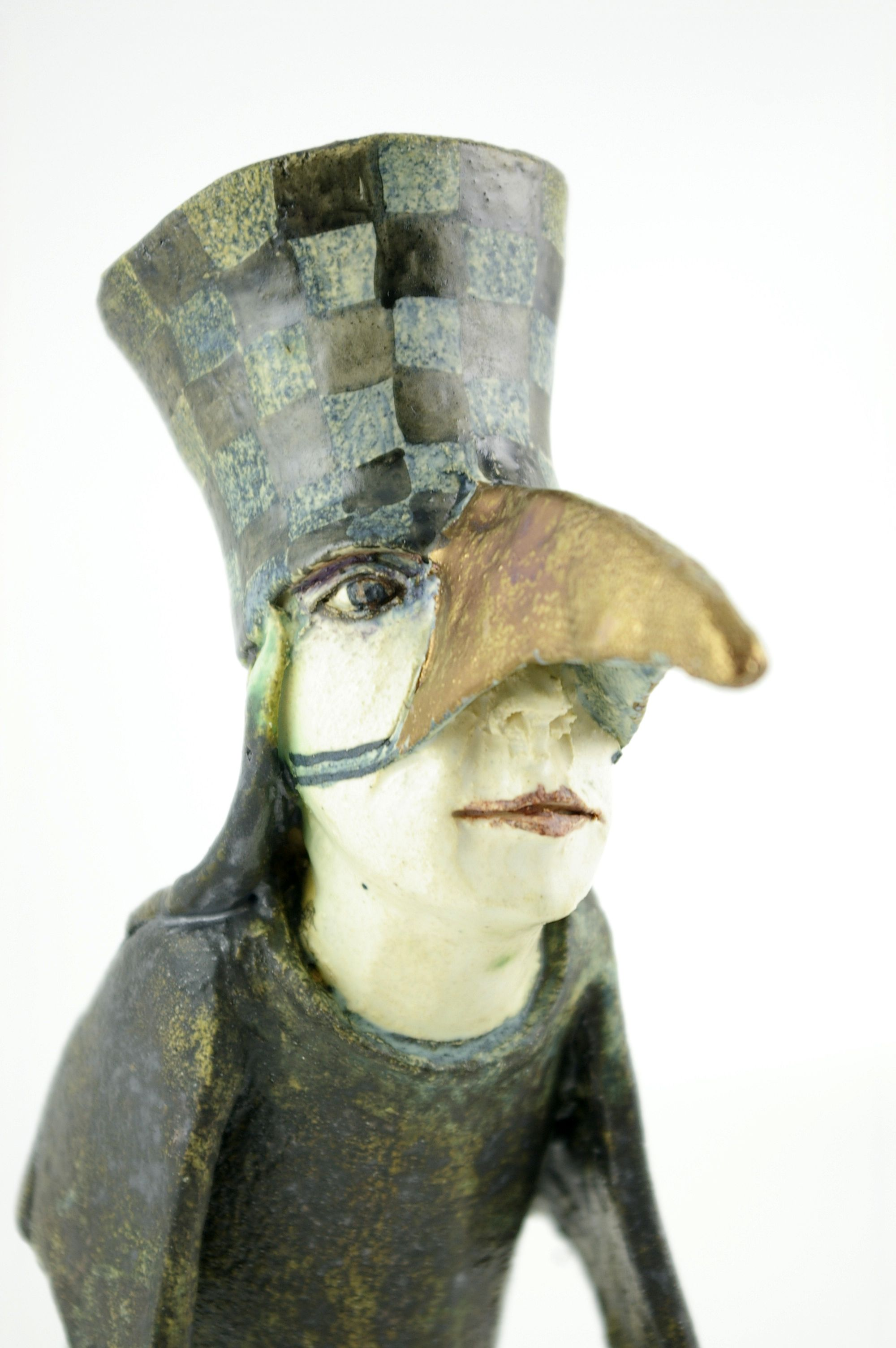 The Fantastic & The Naive – Figurative Ceramics by Amanda Popham ...