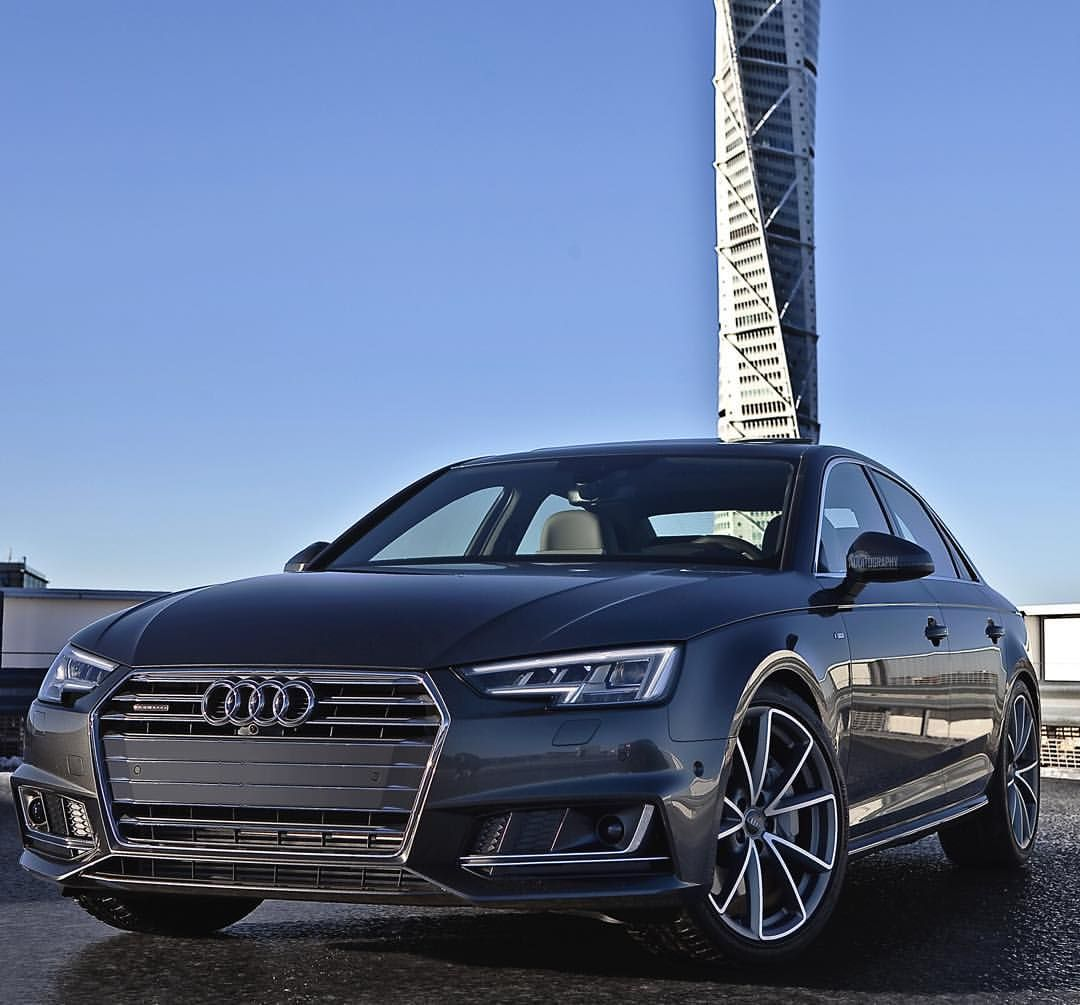 Audi A4 Sports Car: 2016 Audi A4 Is Gorgeous
