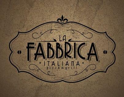 "Check out new work on my @Behance portfolio: ""La Fabbrica Italiana"" http://on.be.net/1OhJC5Q"