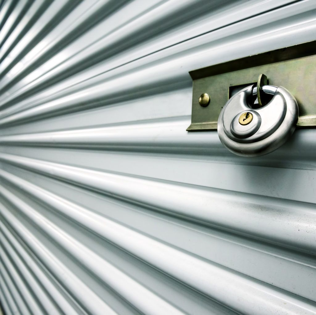 Finding the right self storage units near me storage