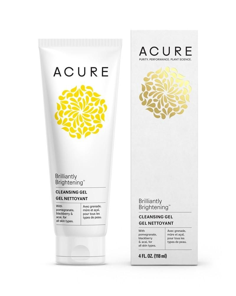 Acure Organics Brightening Superfruit Facial Cleanser
