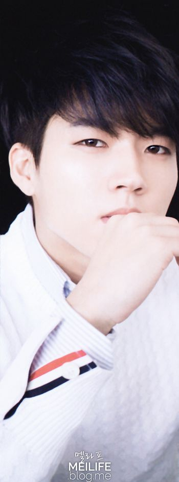 [Pic/Mag] 150421 INFINITE – What's In? Magazine (May 2015 Issue) Scans | Infinite CHING-GYU