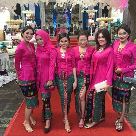 Model Kebaya Jawa Klasik Desain Modern Hijab Kebaya Baju