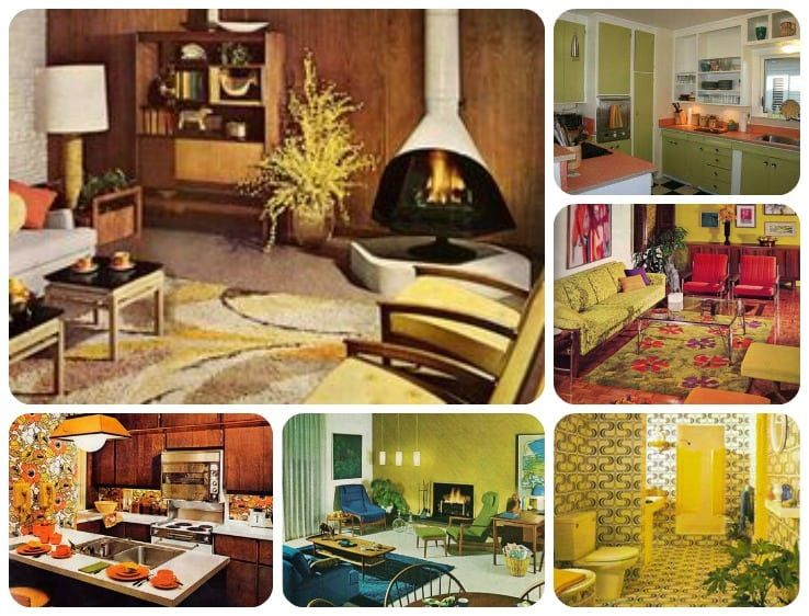 home d 233 cor trends 50 s 60 s and 70 s homes | 1960s ...