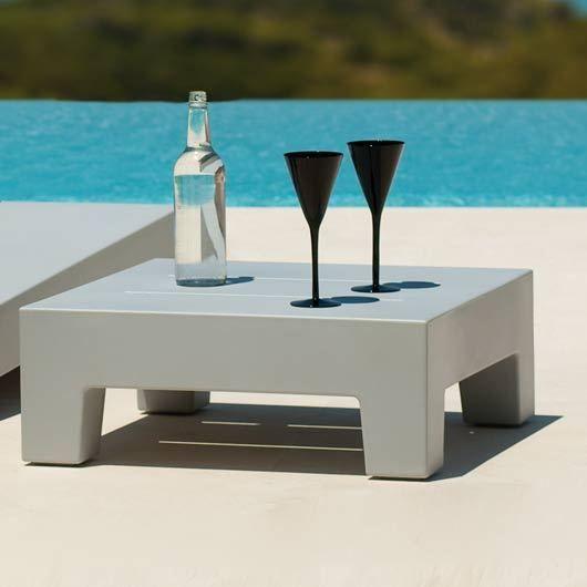 Petite Table Basse De Jardin Jut 60 Vondom Myclubdesign Table