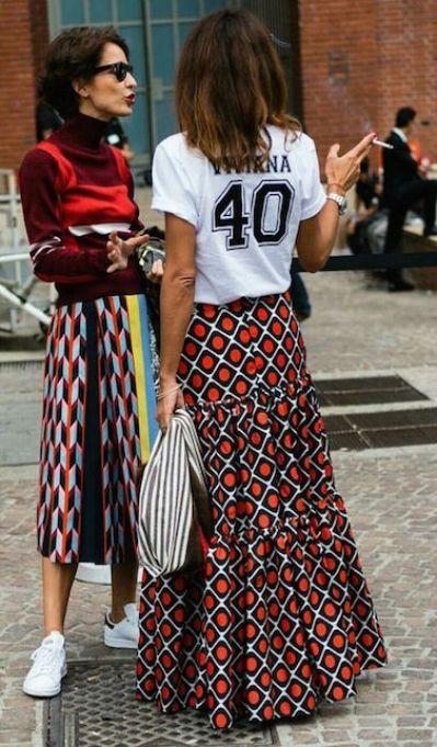 I modelli di gonna: come scegliere quella giusta #skirt #styletips
