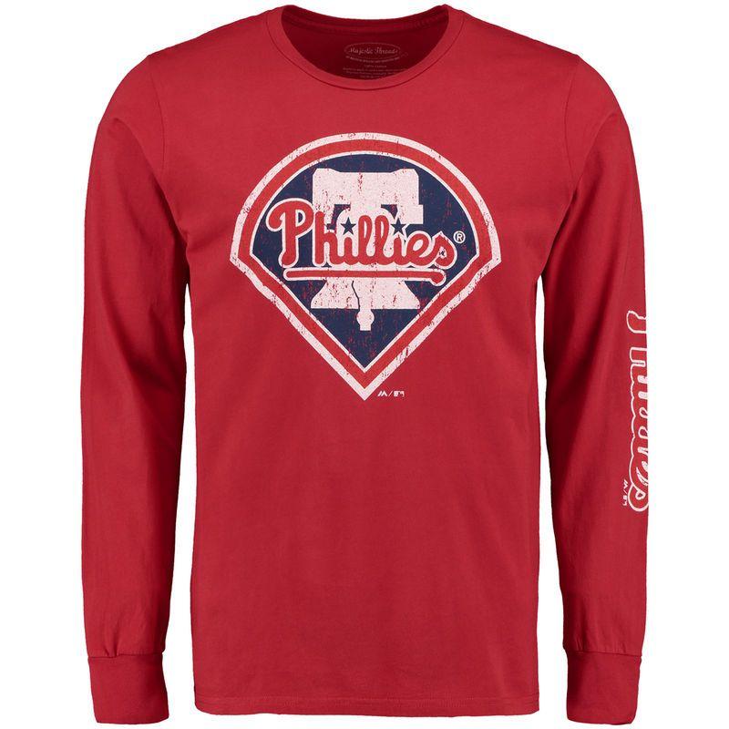 Philadelphia Phillies Majestic Threads Ballpark Softhand