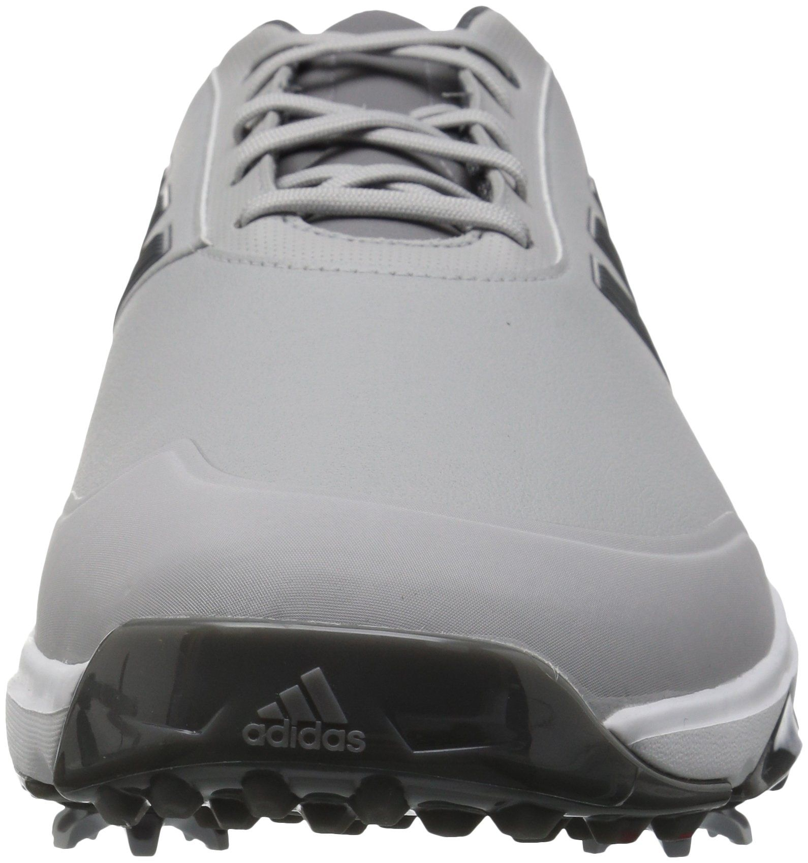 278d143b6 adidas Mens Adipower Bounce Golf Shoe Grey Two Grey Five Grey Three Fabric  12 Medium US