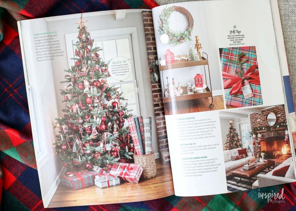 Christmas Inspired From Bhg Christmast Ideas Magazine 2019 Christmas Holiday Decor Recipe Entertaining Id Holiday Decor Christmas Crafts Creative Hobbies