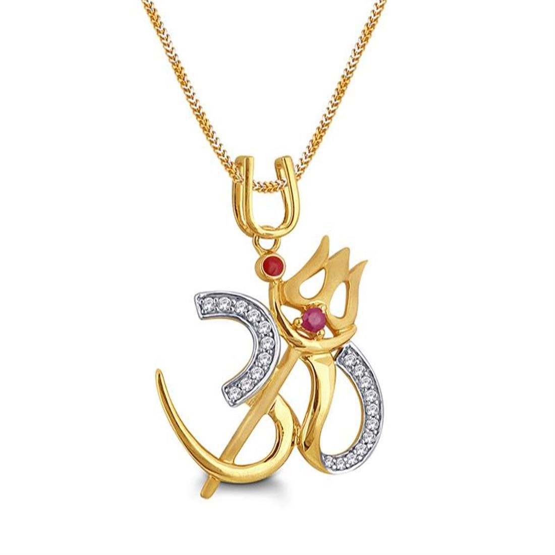 Om diamond pendant the value of life taken to new horizon with the diamond om diamond pendant mozeypictures Image collections