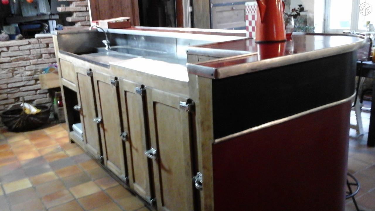 best comptoir de bar vintage anne ameublement leboncoinfr with plan de travail formica vintage. Black Bedroom Furniture Sets. Home Design Ideas