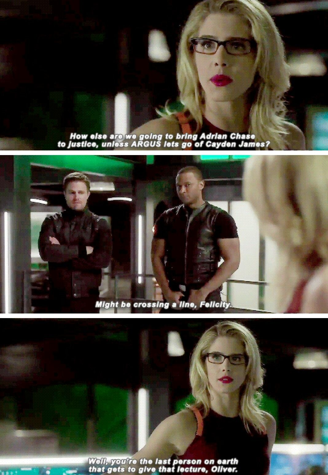 """#Arrow #Season5 #5x19 """"Dangerous Liaisons"""" - Sneak Peek"""