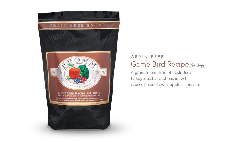 Fromms grain free dog food best dog food ive ever given my dog fromms grain free dog food best dog food ive ever given my forumfinder Choice Image