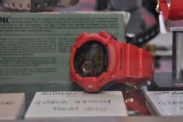 Photo Report of the Acht & ACE Sneakers and G-Shock event