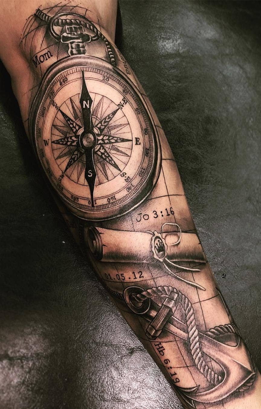 42 Best Arm Tattoos Meanings Ideas And Designs For This Year Page 15 Of 42 Womensays Com Women Blog Cool Arm Tattoos Arm Tattoos For Guys Nautical Tattoo Sleeve