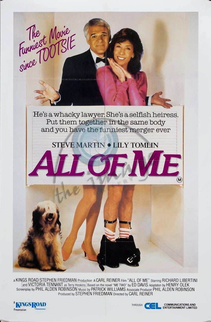 1984 All of Me Funny movies, Classic films, Film