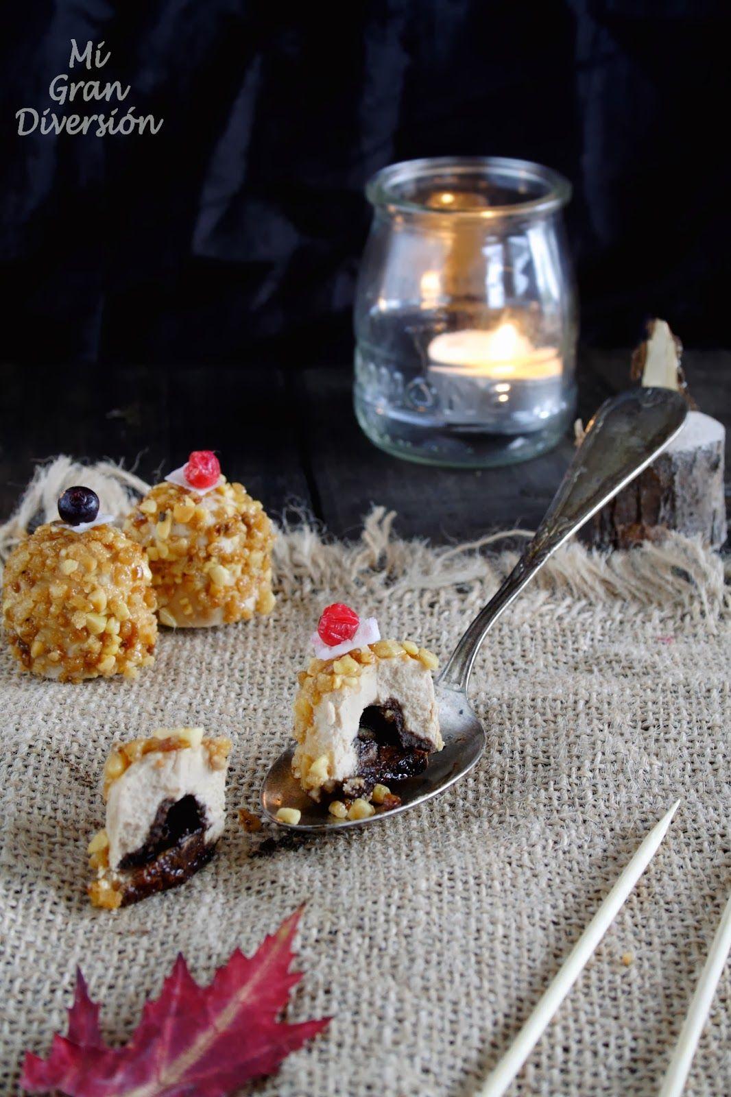 Un aperitivo sencillo y realmente delicioso para los amantes del foie, acompañados de unas tostadas...terriblemente delicioso y adictivo......