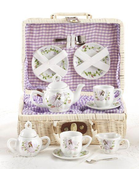 Charlotte's Fairy Children's Tea Set for Two