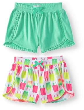 Freestyle Revolution Girls Big Ruby Shorts