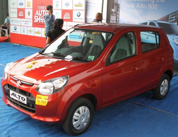 2016 Maruti Suzuki Alto 800 Facelift Launches In May 2016 Maruti