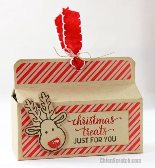 Christmas Treats Box (Chic' n Scratch)