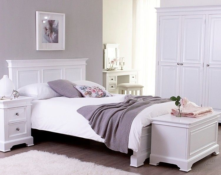Bedroom With White Furniture refined white bedroom furniture | furniture | pinterest | white