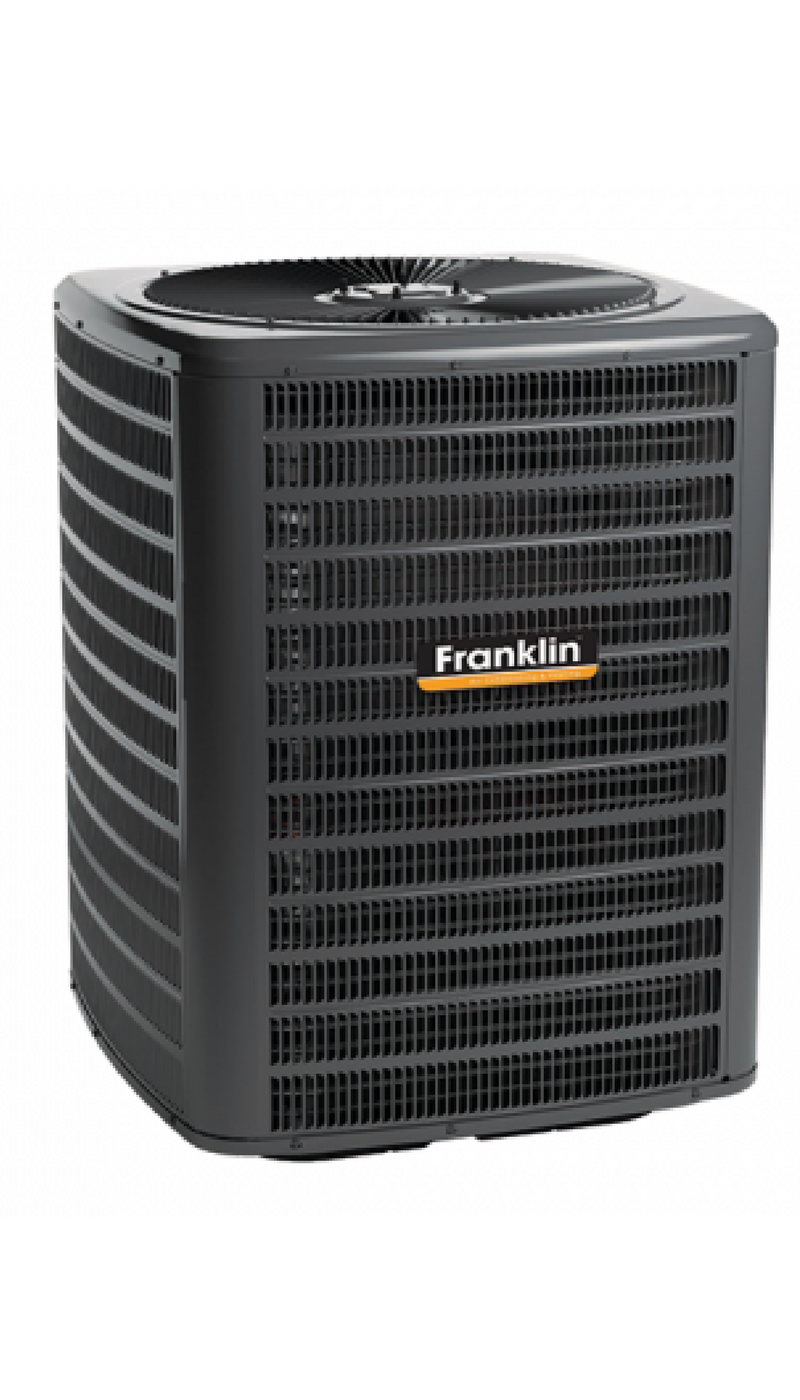 You can count on your Franklin brand GSX14 Air Conditioner