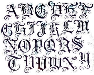 21 Letras de tattoo