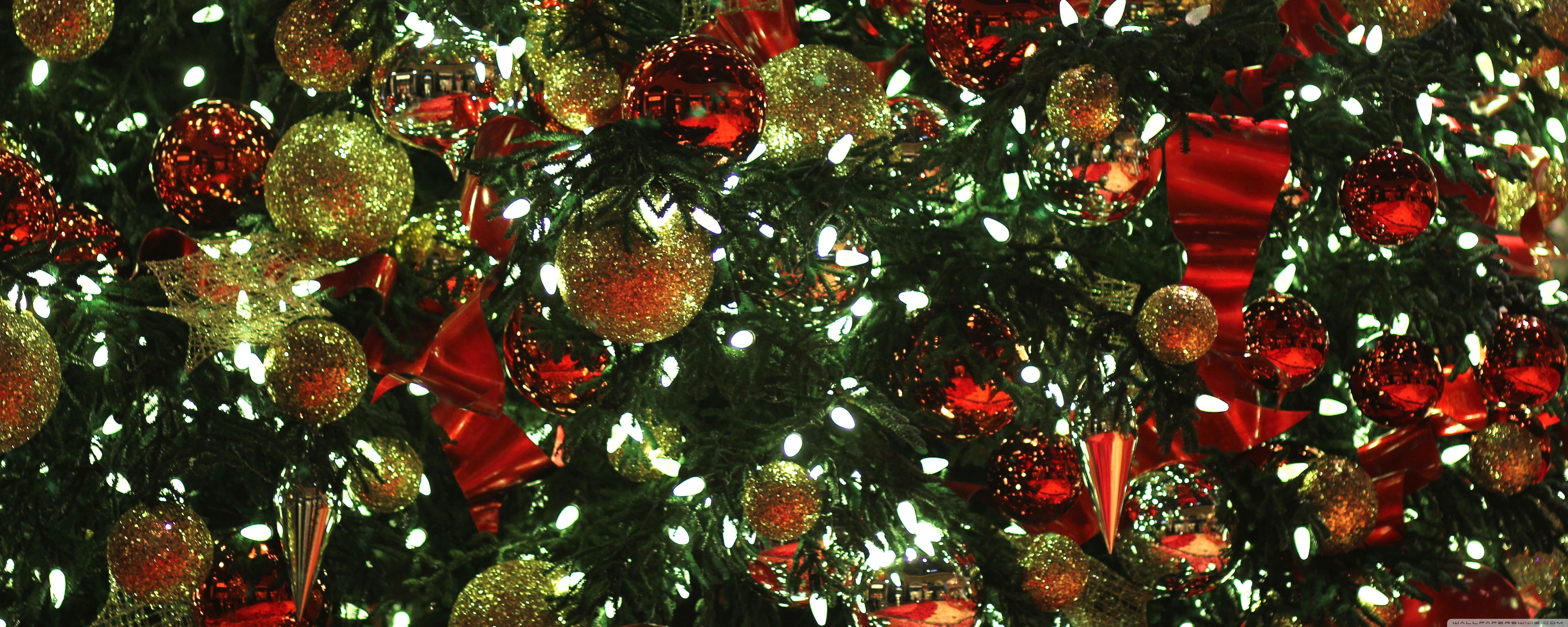 ballagio christmas hd desktop wallpaper : widescreen : high