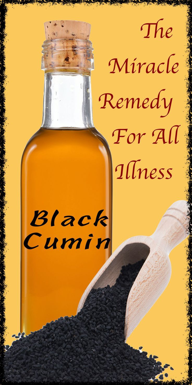 101 Benefits of Black Seed Oil #amazing #remedies #natural