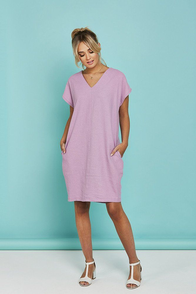 e90682ba07a57 The Simple Sew Cocoon Dress | Clothes patterns | Cocoon dress ...