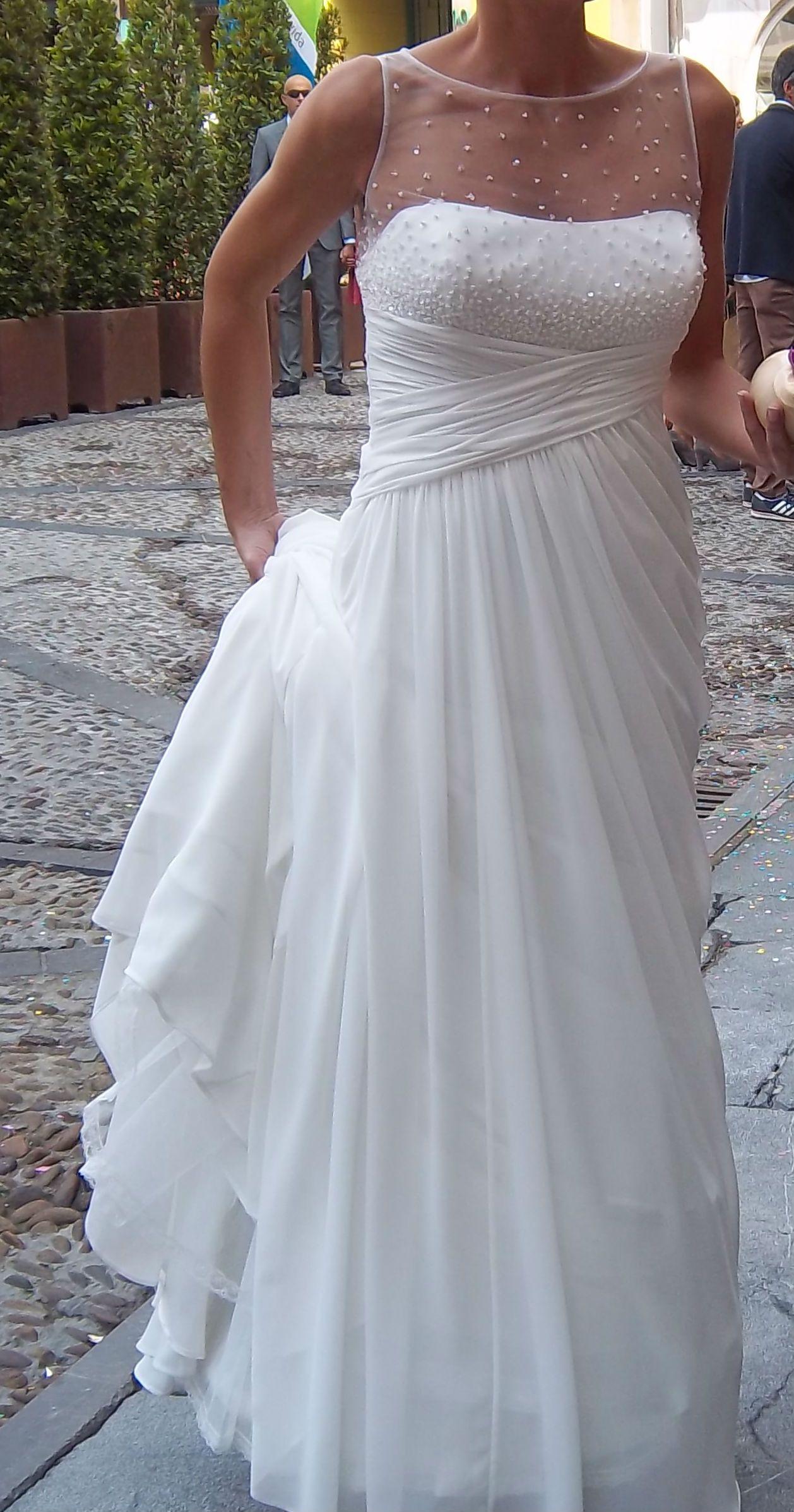 Nuevo vestido publicado! La Sposa. Gasa, elegante ¡por sólo 750 ...