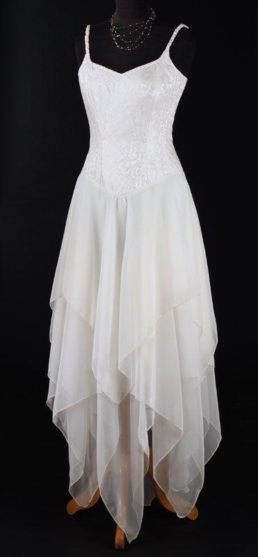 8fc0252498a3 Faery Dress - Wedding Handfasting Boho Pixie style fairytale gown ...
