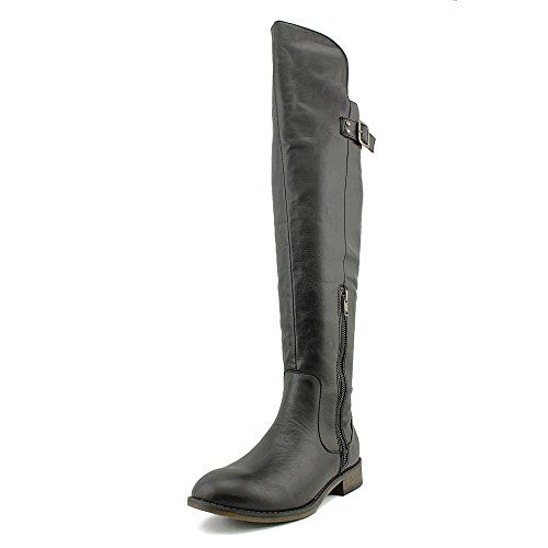 Kenneth Cole Unlisted Womens Beyond Time Black Boot 65 M >>> Learn more by