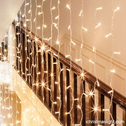 1000+ images about LED Curtain Lights on Pinterest | Warm, In ...