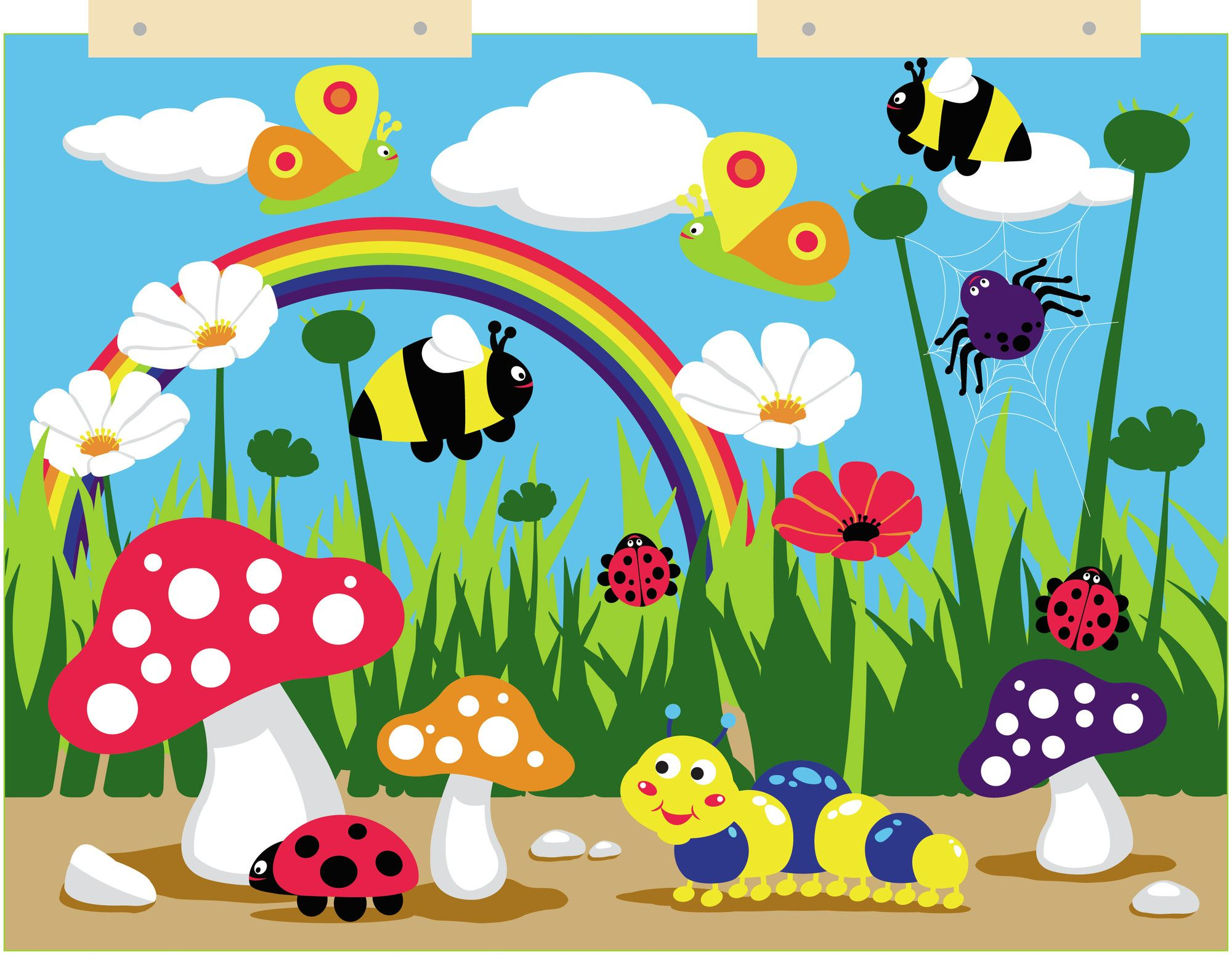 Classroom Decoration For Primary Classes ~ Features distinctive and brightly colored includes