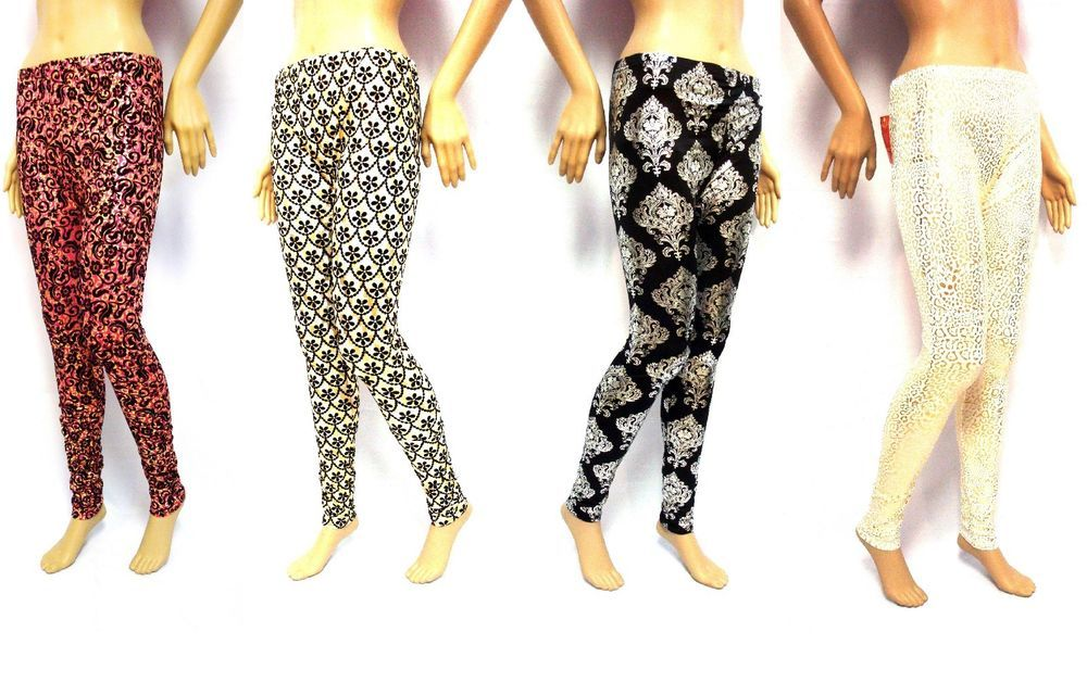 LADIES ANIMAL PRINT PU LEGGINGS LEATHER LOOK STRETCH WOMENS LEOPARD SNAKE PANTS