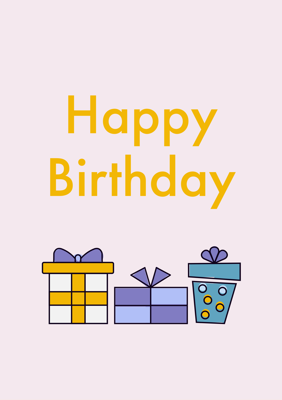 Diy Happy Birthday Card With Templates Birthday Card Maker Online Birthday Card Maker Happy Birthday Cards Diy