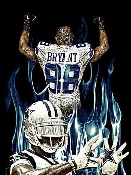 88 Wr Dez Bryant Cowboysnation Dallas Cowboys Pinterest