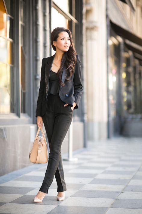 Petite fashion bloggers: Wendy's Lookbook: : BombPetite.com